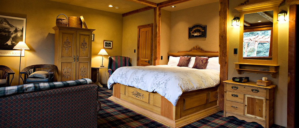 Cabin Suite: Sleeps 5
