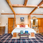The Cabin Suite – sleeps 4-5 people