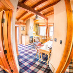The Wild Suite – sleeps 4-5 people