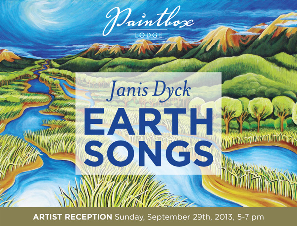 JanisDyck:Earth Songs