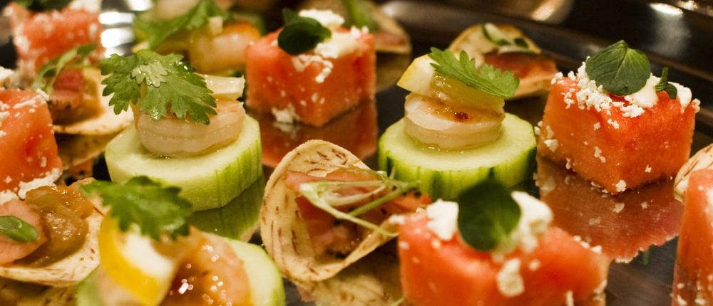 Tapas Parties for up to 30 guests