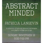 Abstract Minded: Patricia Langevin